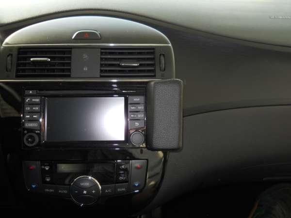 Perfect Fit Smartphonekonsole Telefonkonsole Ford Galaxy Bj. 00-06/06 drehbar!