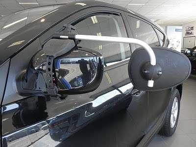 Repusel Wohnwagenspiegel Hyundai ix35 Caravanspiegel
