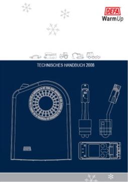 DEFA Technisches Handbuch Einbauanleitung und bedienungsanleitung