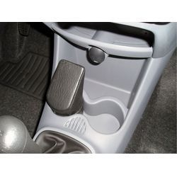 Perfect Fit Telefonkonsole Toyota Aygo, Bj. 06/05-, Kunstleder