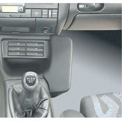 Perfect Fit Telefonkonsole VW Golf III Bj. 1991 - 1997, Vento Bj. 1991 - 1997, Leder Kunstleder
