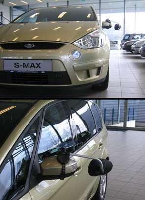 Repusel Wohnwagenspiegel Ford S-Max Caravanspiegel