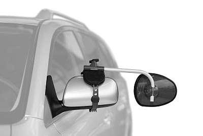 Repusel Wohnwagenspiegel Toyota Avensis Caravanspiegel