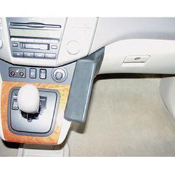 Perfect Fit Telefonkonsole Peugeot 206 CC, Bj. 09/01-, Kunstleder