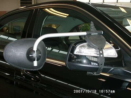 Repusel Wohnwagenspiegel Mercedes Benz C Klasse Caravanspiegel