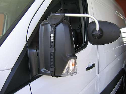 Repusel Wohnwagenspiegel Nissan NV400 Caravanspiegel