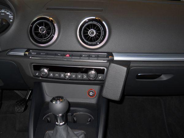 Perfect Fit Smartphonekonsole Telefonkonsole Ford Mondeo (5.Gen.) Bj. 10/14 - drehbar!