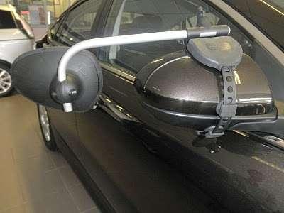 Repusel Wohnwagenspiegel Mazda 6 Caravanspiegel
