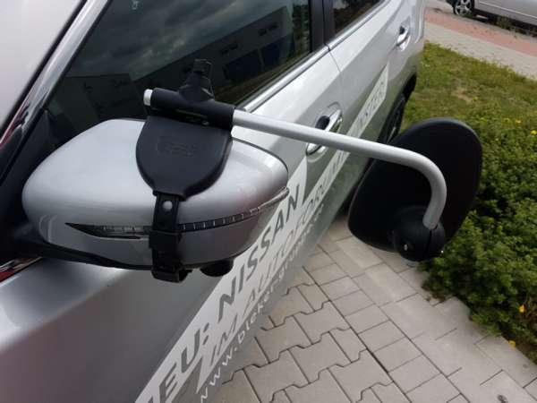 Repusel Wohnwagenspiegel Nissan X-Trail Caravanspiegel