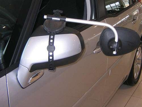 Repusel Wohnwagenspiegel Peugeot 3008 Caravanspiegel