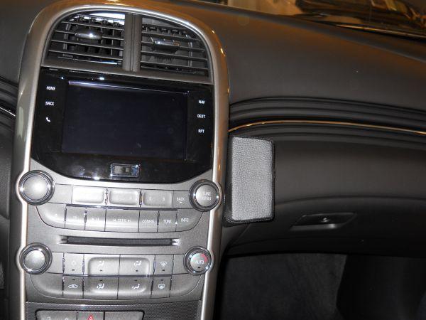 Perfect Fit Telefonkonsole Chevrolet Malibu, Bj. 08/12 - , Premium Echtleder