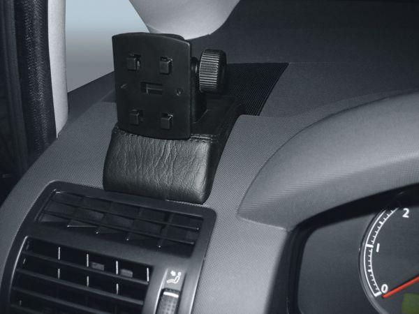 Perfect Fit Smartphonekonsole Telefonkonsole Seat Alhambra Bj. 00- drehbar!