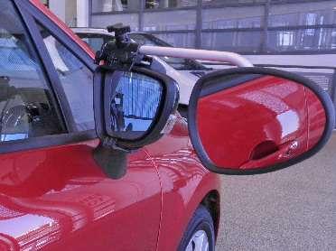 Repusel Wohnwagenspiegel Renault Clio Caravanspiegel