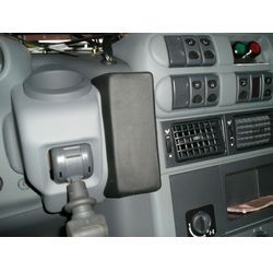 Perfect Fit Telefonkonsole Iveco Stralis active time, Iveco Stralis active day Bj. 02/2002 - Premium