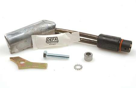 DEFA Vorwärmelement A412818 für DEFA Standheizung / Motorvorwärmung
