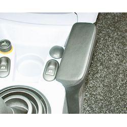 Perfect Fit Telefonkonsole Citroën C3, Bj. 2002-2009, Citroën C2, Bj. 2002-12/2005 Kunstleder