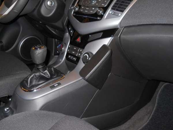 Perfect Fit Telefonkonsole Chevrolet Cruze Bj. 05/09-heute, Premium Echtleder