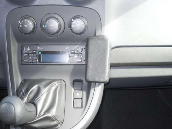 Perfect Fit Telefonkonsole Lexus IS 250, Bj. 10/05 - 07/09, Premium Echtleder