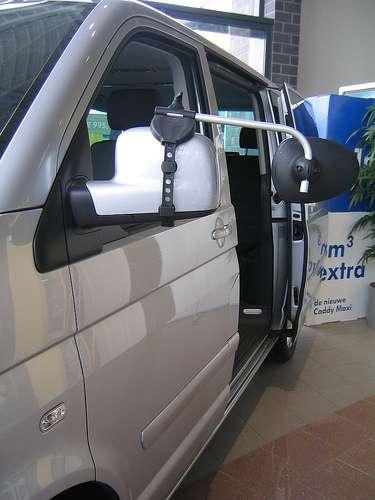 Repusel Wohnwagenspiegel Volkswagen Multivan Caravanspiegel