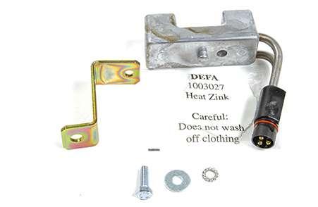 DEFA Vorwärmelement A412830 für DEFA Standheizung / Motorvorwärmung