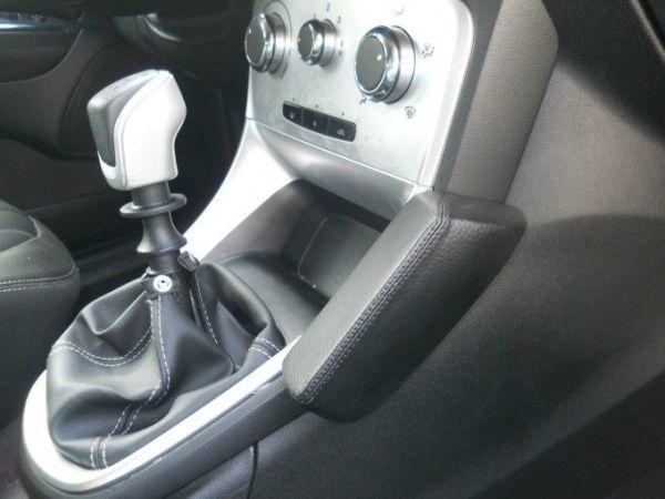 Perfect Fit Telefonkonsole Hyundai iX20, Bj. 10/10 - Premium Echtleder