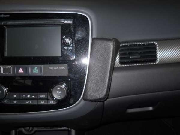 Perfect Fit Smartphonekonsole Telefonkonsole Nissan Cabstar Bj. 10/06- drehbar!