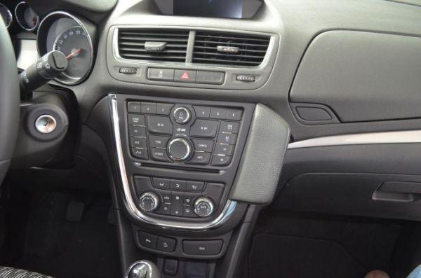 Perfect Fit Telefonkonsole Mercedes-Benz E-Klasse (W212), Bj. 03/09 -, Premium Echtleder