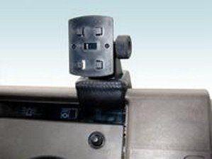 Perfect Fit Smartphonekonsole Telefonkonsole MB 711 D Bj. 86-96 drehbar!
