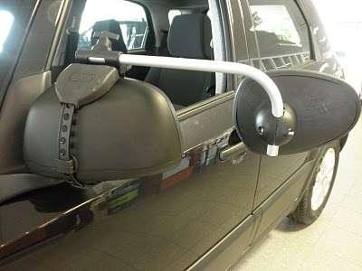 Repusel Wohnwagenspiegel Fiat Sedici Caravanspiegel