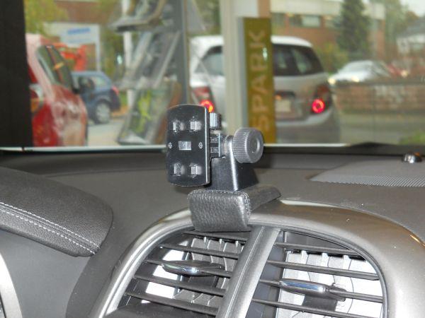 Perfect Fit Smartphonekonsole Telefonkonsole Chevrolet Malibu Bj. 08/12- drehbar!