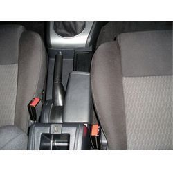 Perfect Fit Telefonkonsole Ford Mondeo, Bj. 01- 04/07, Premium Echtleder