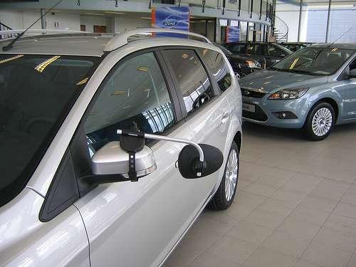 Repusel Wohnwagenspiegel Ford Focus Caravanspiegel