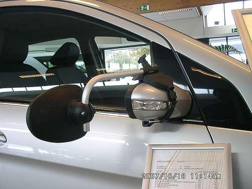 Repusel Wohnwagenspiegel Mercedes Benz B Klasse Caravanspiegel