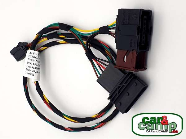 WAECO Kabelsatz 0032 (9101400032) für WAECO Magic Speed MS-880