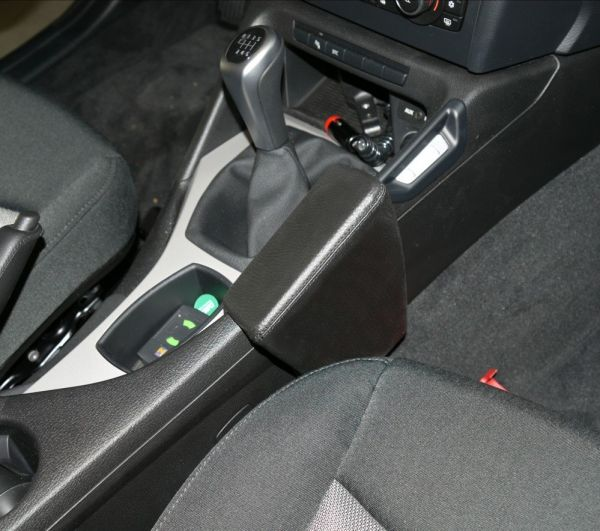 Perfect Fit Telefonkonsole BMW X1 (E84) ab Bj. 10/10 -, Kunstleder