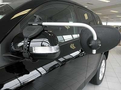 Repusel Wohnwagenspiegel Toyota RAV4 Caravanspiegel