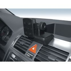 Perfect Fit Smartphonekonsole Telefonkonsole VW Touran Bj. 03-08/10 drehbar!