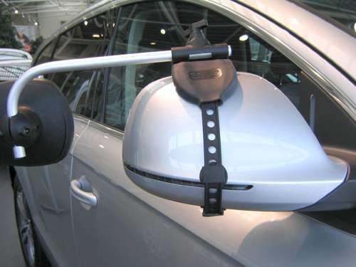 Repusel Wohnwagenspiegel Audi Q7 Caravanspiegel