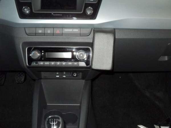 Perfect Fit Smartphonekonsole Telefonkonsole Fiat Panda 3. Generation Bj. 03/12 - drehbar!
