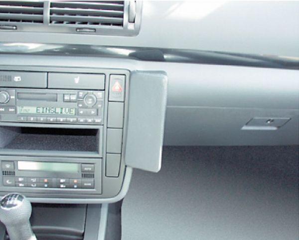 Perfect Fit Telefonkonsole Seat Alhambra, Bj. 08/2010- VW Sharan, Bj. 08/2010 - Premium Echtleder