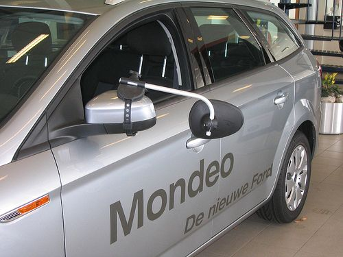 Repusel Wohnwagenspiegel Ford Mondeo Caravanspiegel