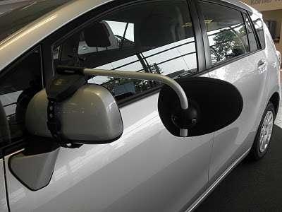 Repusel Wohnwagenspiegel Toyota Verso Caravanspiegel