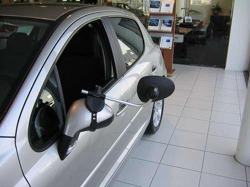 Repusel Wohnwagenspiegel Peugeot 308 Caravanspiegel