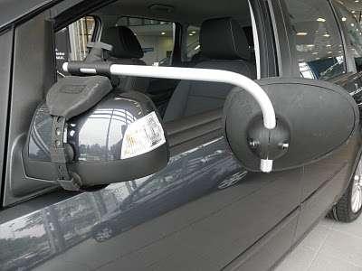 Repusel Wohnwagenspiegel Ford C-Max Caravanspiegel