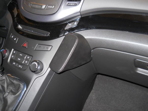 Perfect Fit Telefonkonsole Chevrolet Orlando, Bj. 03/11 - , Premium Echtleder