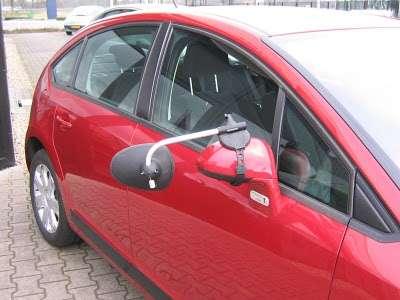 Repusel Wohnwagenspiegel Citroen C4 Berline en Coupe Caravanspiegel