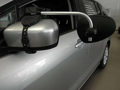 Repusel Wohnwagenspiegel Mazda 5 Caravanspiegel