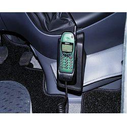 Perfect Fit Telefonkonsole Lancia Zeta, Bj. 96-, Premium Echtleder