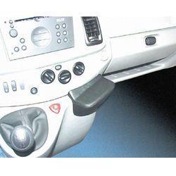 Perfect Fit Telefonkonsole Kia Sportage (SL), Bj. 2010 -, Premium Echtleder