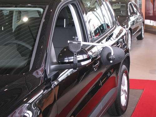 Repusel Wohnwagenspiegel Volkswagen Tiguan Caravanspiegel